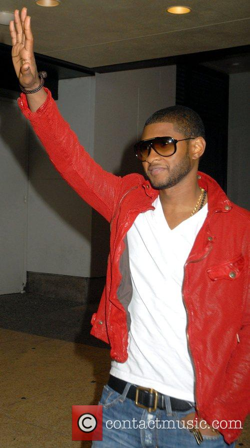 Usher and Mtv 2