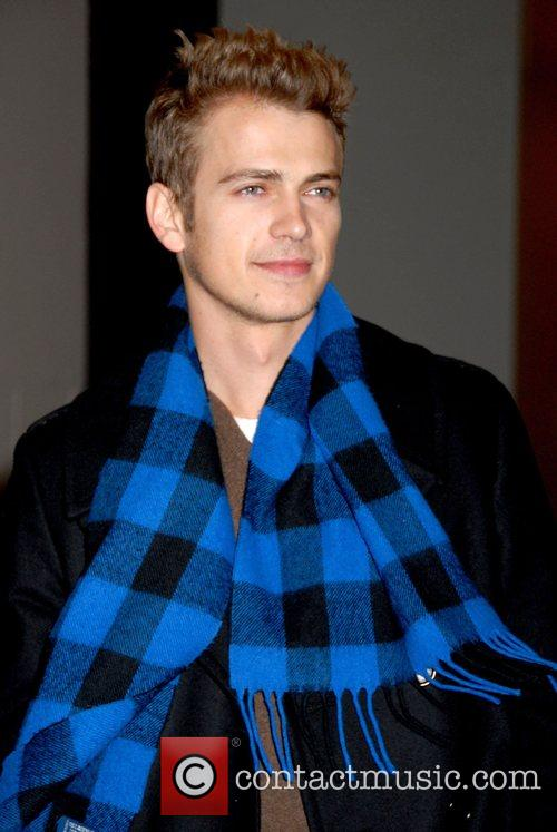 Hayden Christensen and Mtv 5