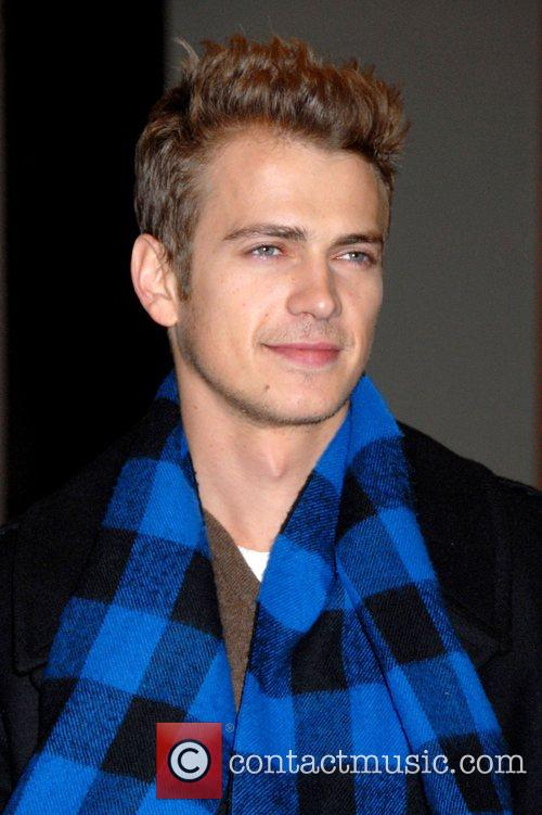 Hayden Christensen and Mtv 1