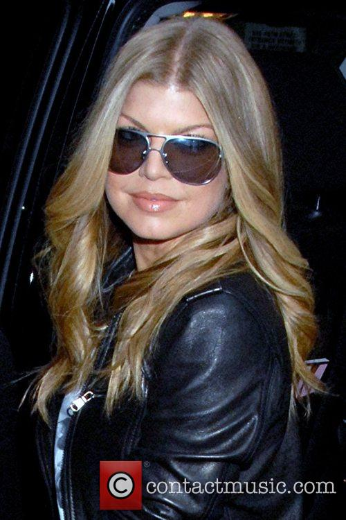 Fergie and Mtv 7