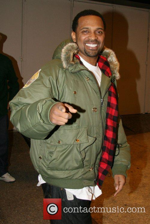 Mike Epps and Mtv 5
