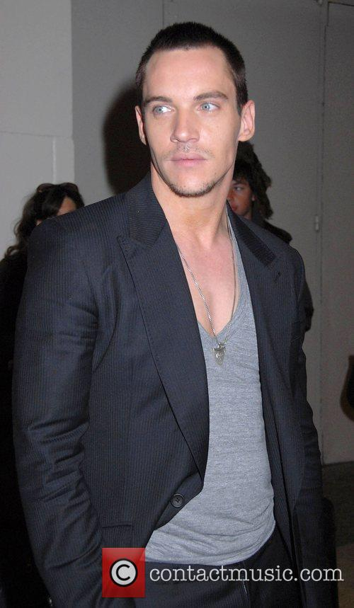 Jonathan Rhys Meyers and MTV 12