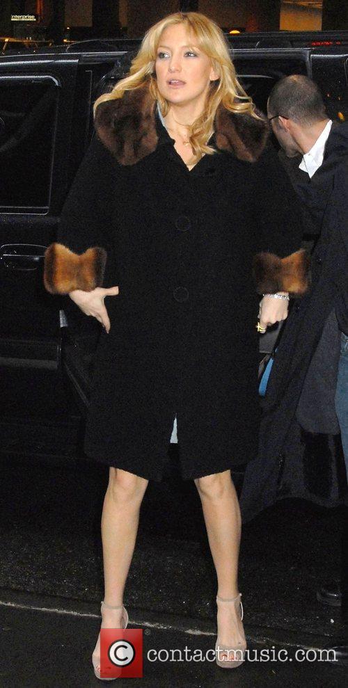 Kate Hudson, MTV, Mtv Trl Studios, Times Square