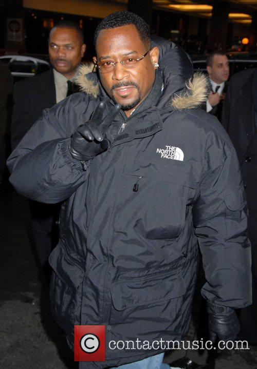 Martin Lawrence and Mtv 3