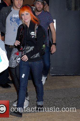 Paramore and Mtv