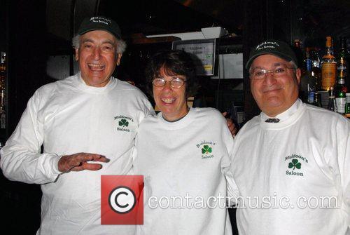 David Marshall, Mary Scullion and David Benton The...