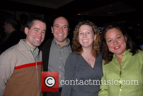 Guests The 27th Annual Muldoon's Saloon benefit with...