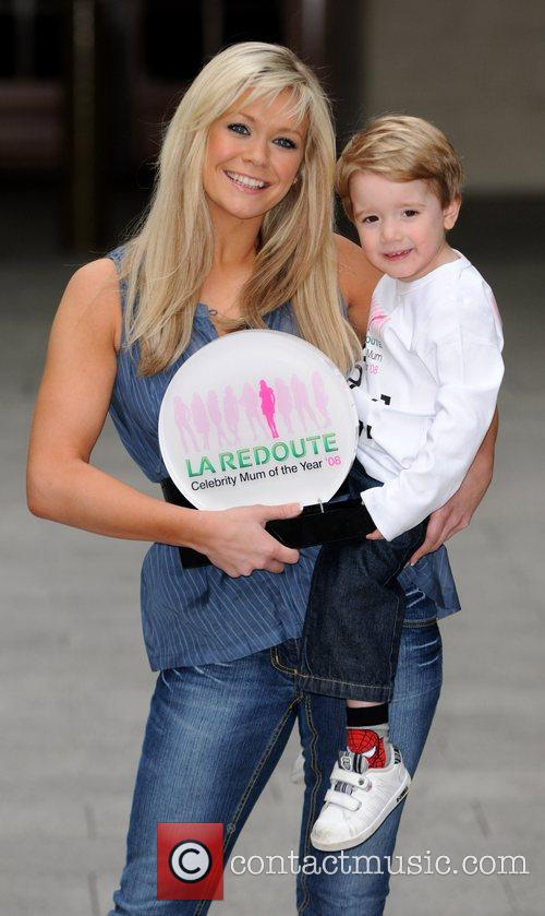 Roxanne Hoyle is Clas Ohlson's Celebrity Mum of the Year ...