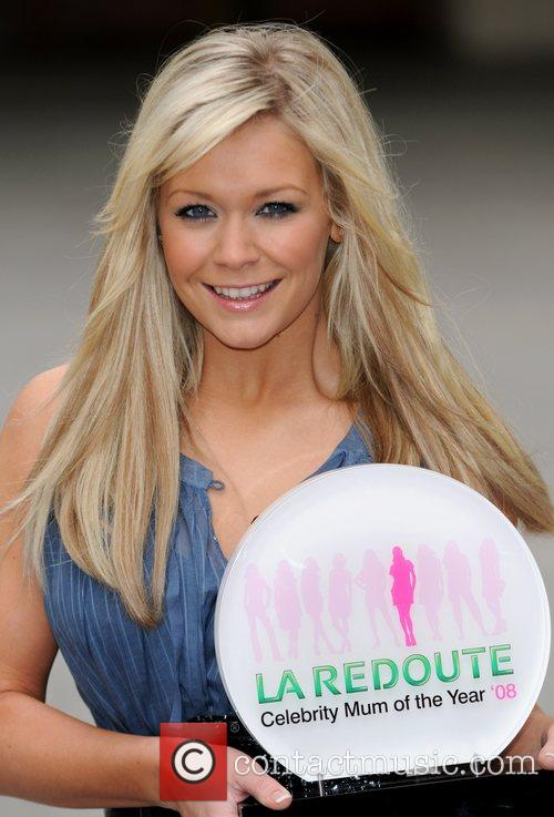 Is announced as La Redoute Celebrity Mum Of...