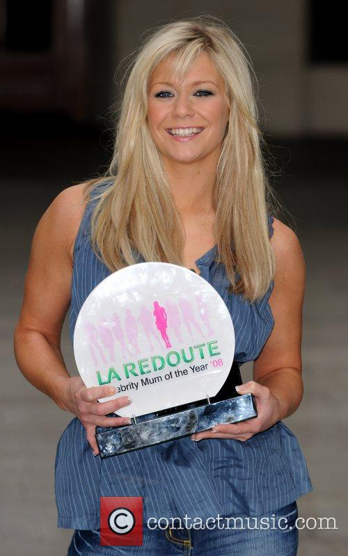 Suzanne Shaw is announced as La Redoute Celebrity...