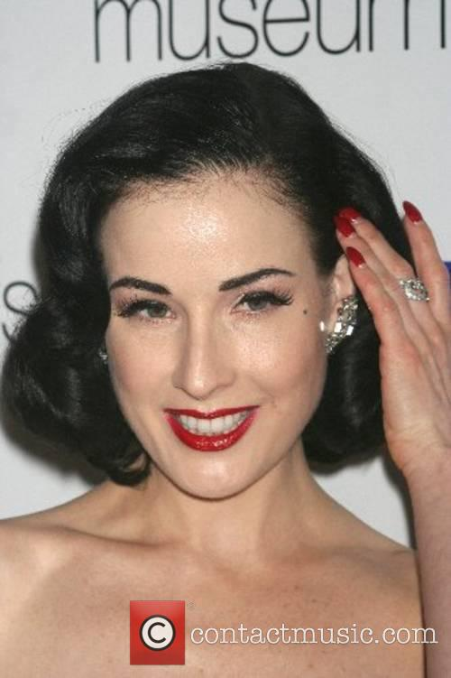 Picture dita von teese new york city usa wednesday 16th may 2007