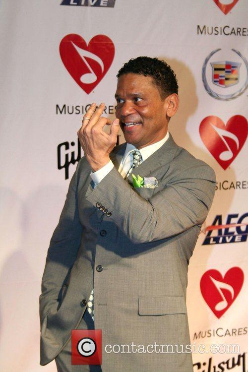 Benny Medina MusiCares Honors Aretha Franklin held at...