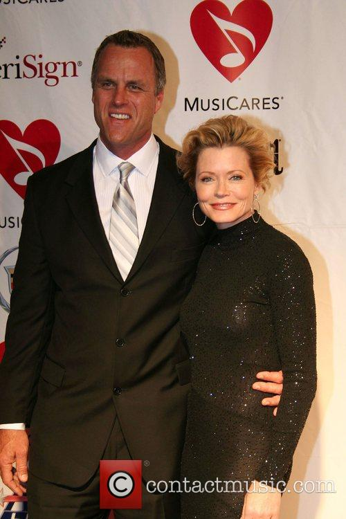 Brent Miller and Sheree J Wilson MusiCares Honors...