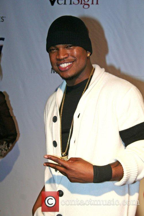 Ne-yo and Aretha Franklin 2