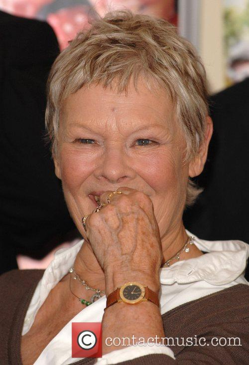 Dame Judi Dench attending Patrick Doyle's 'Music from...