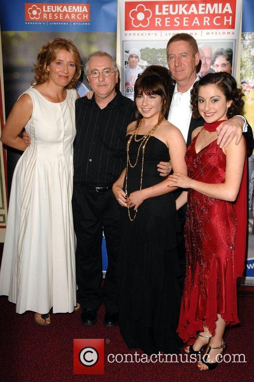 Emma Thompson, Patrick Doyle, Nula Doyle, Guest and...