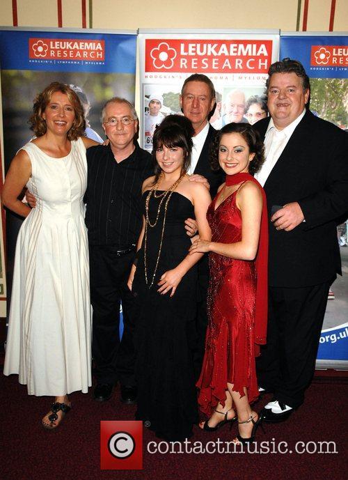 Emma Thompson, Patrick Doyle, Nula Doyle, Guest,...