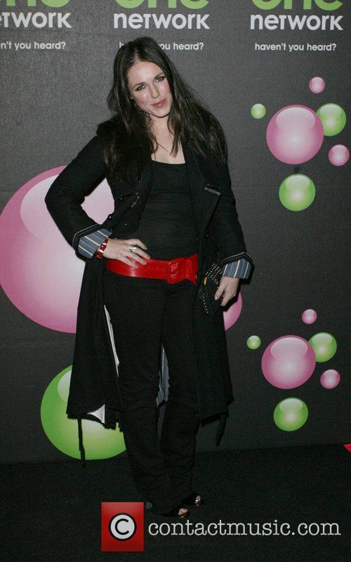 Sandie Thom,  'Music Control's My Playlist' party...