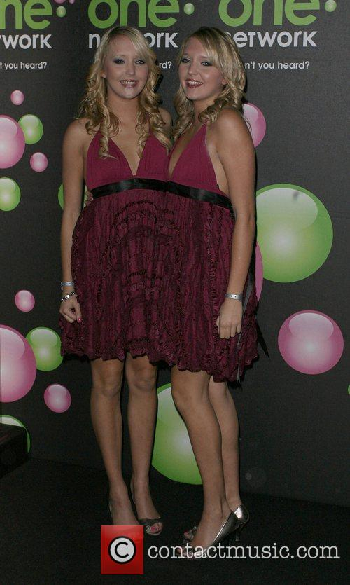 Samantha Marchant and Amanda Marchant,  'Music Control's...