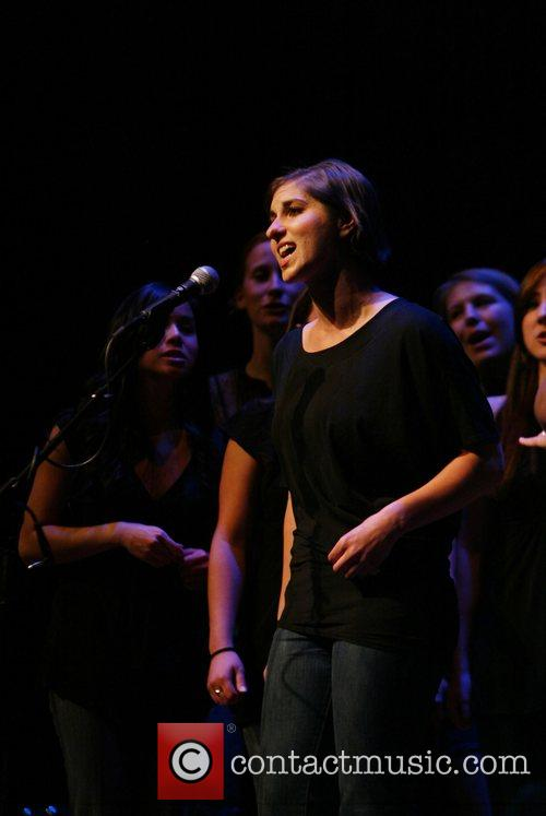 The Virginia Belles Music Inspires Health Education concert...