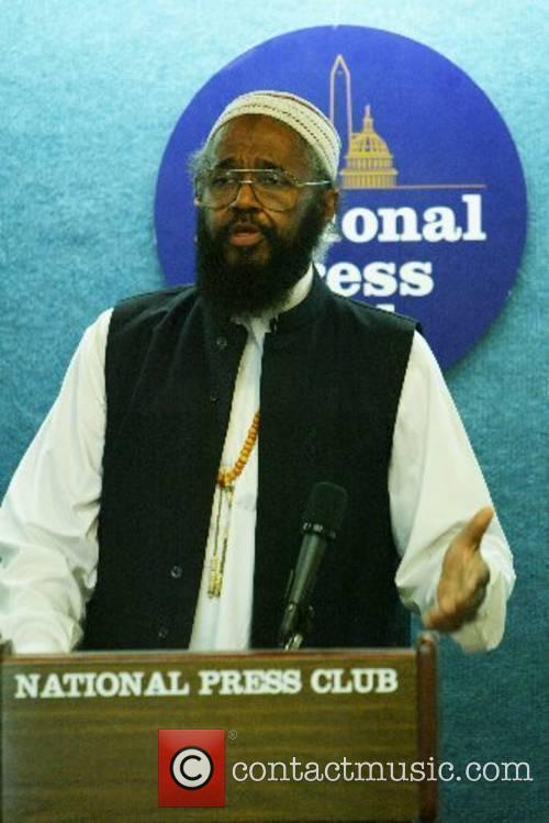 Mohammed Hasib A Haqq, spokesperson for MOA, Muslims...