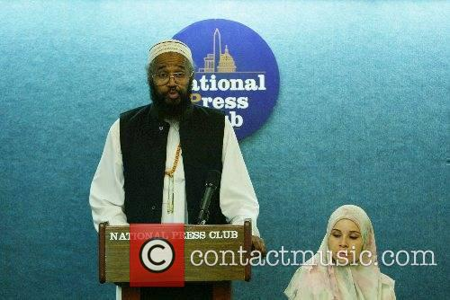 Mohammed Hasib A Haqq, spokesperson for MOA, Muslims...