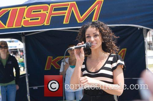 Grammy winning recording artist and actress, Mya, who...