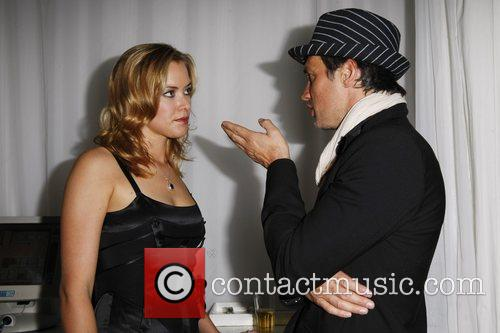 Kristanna Loken and Ralf Bauer 7