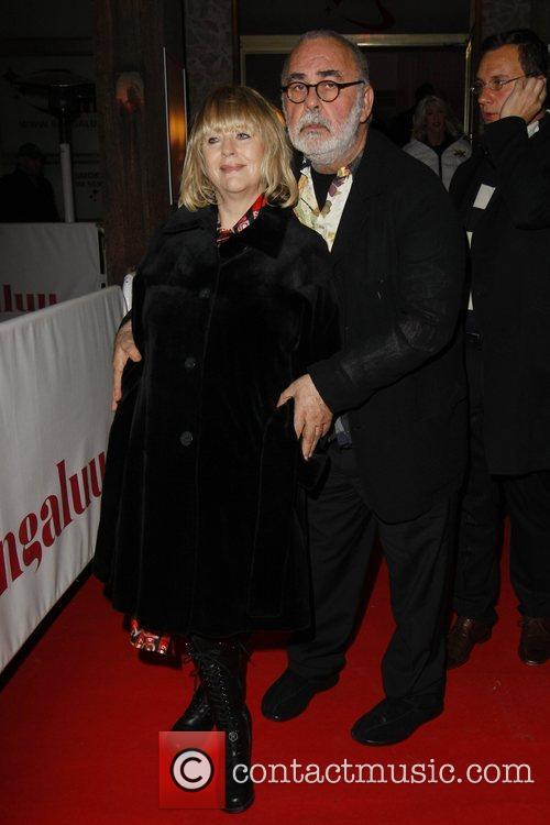 Patricia Riekel, Udo Walz MylifE Charity Dinner &...