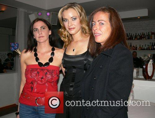 Alicyn Schwarz, Kristanna Loken, Linzy Thomas MylifE Charity...