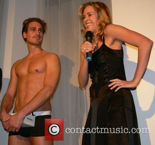 Model, Kristanna Loken MylifE Charity Dinner & Fashion...