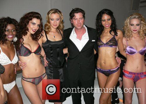 Models, Kristanna Loken, Joachim Fechner MylifE Charity Dinner...
