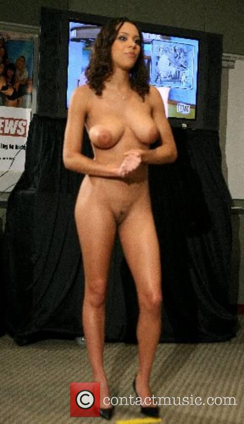 Naked News Anchors Nude