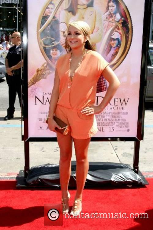 Jamie Lynn Spears World Premiere of