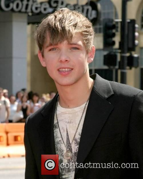 Max Thieriot World Premiere of