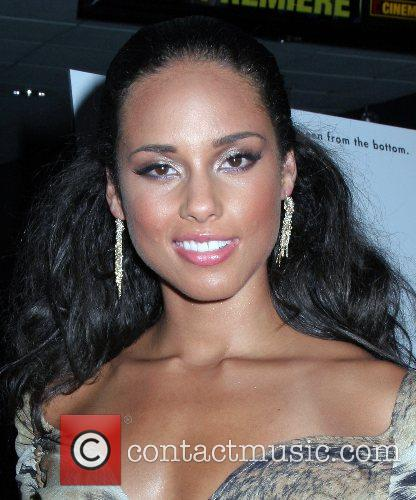 Alicia Keys Special Screening of 'The Nanny Diaries'...