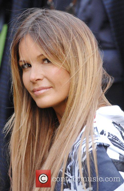 Elle MacPherson Photocall to launch 'Fashion For Relief'...