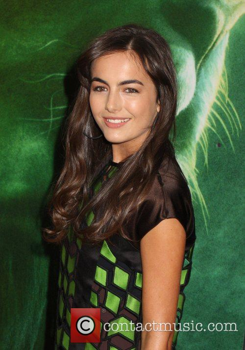 Camilla Belle Chronicles of Narnia: Prince Caspian NYC...