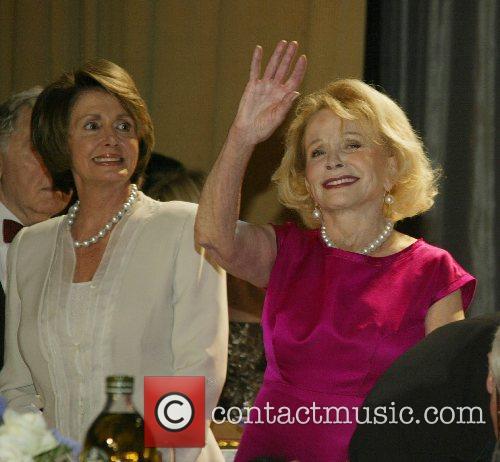 Nancy Pelosi and Mary Margret Valenti The 32nd...