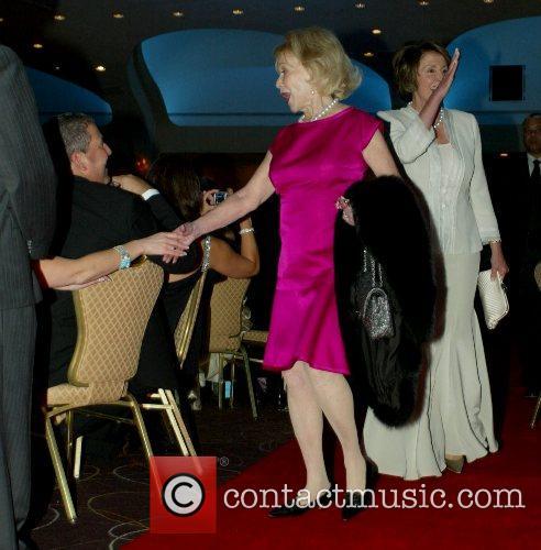Mary Margret Valenti and Nancy Pelosi The 32nd...