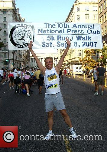 The 10th annual National Press Club 5k Run/Walk...