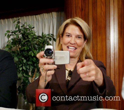 Greta Van Susteren The National Press Club host...