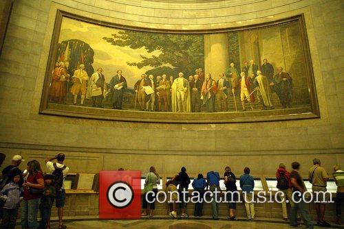 Declaration of Independence, the Magna Carta  The...