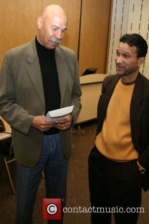 Randall Robinson, Khephra Burns 9th National Black Writers...