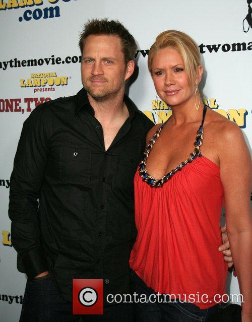 Keith Zubchedich and Nancy O'Dell National Lampoon presents...