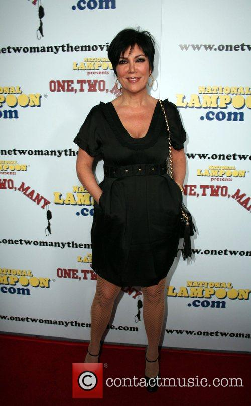 Kris Jenner National Lampoon presents 'One, Two, Many'...