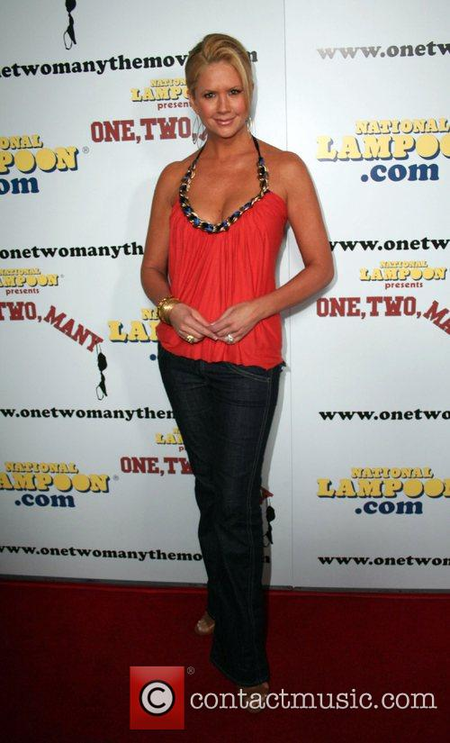 Nancy O'Dell National Lampoon presents 'One, Two, Many'...