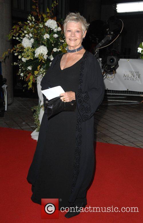 Dame Judy Dench National Movie Awards held at...
