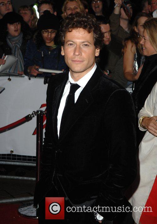 Ioan Gruffudd National Movie Awards held at the...