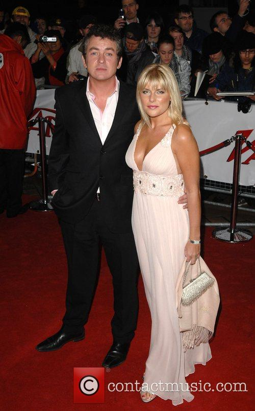 Shane Richie National Movie Awards held at the...